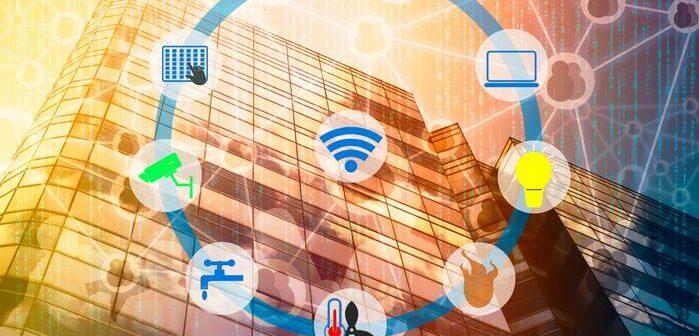 HiPerWare: Innovative IoT platform supports digital facility management (Foto: shutterstock - Montri Nipitvittaya)